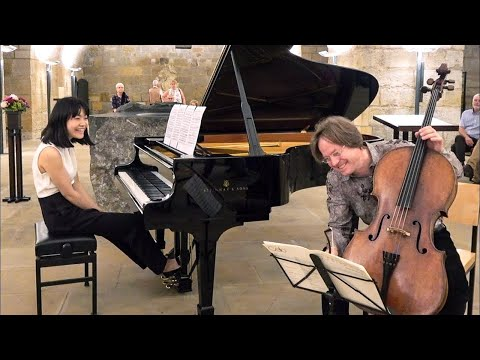 Rachmaninoff With Special Guest: Cellist Jan Vogler | Tiffany Vlogs #80