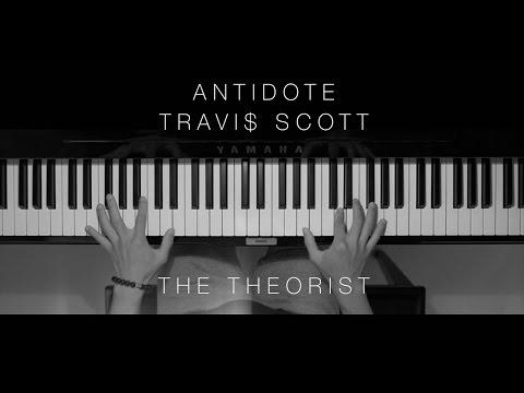 Travi$ Scott - Antidote | The Theorist Piano Cover