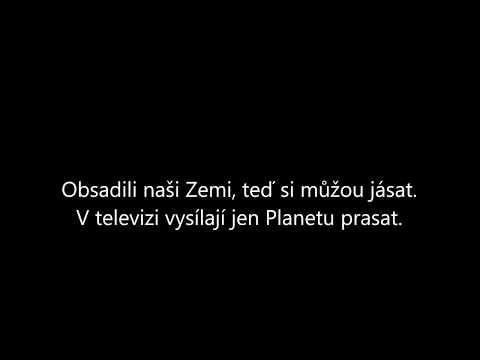 Morčata na útěku-Planeta prasat (Lyrics by JustHamza44)