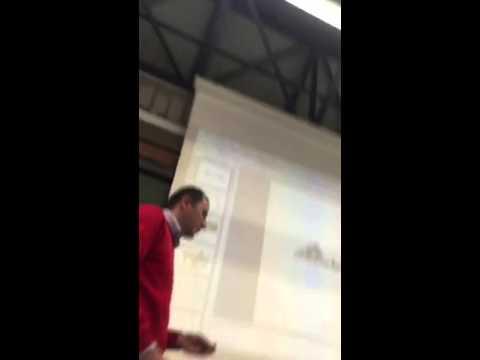 Forrest Gump Speaks About Nike Inc At Unina