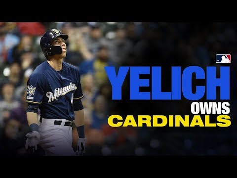 Brewers - Meet St. Louis Cardinals Owner Christian Yelich