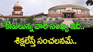 Can Supreme court clean up the indian politics? || Nidhi TV