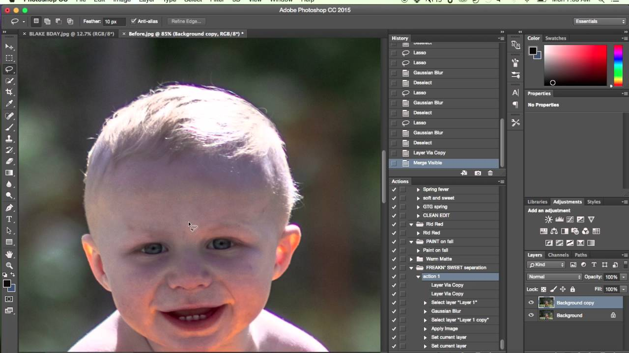 How to fix color cast in photoshop - Fix Color Cast In Photoshop