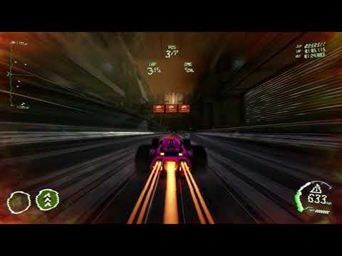 GRIP Combat Racing: Haze Battle  