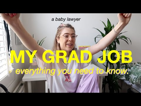 I Start As A Corporate Lawyer In 3 Days