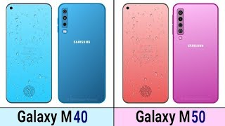 Samsung Galaxy M40 And Galaxy M50 - Latest Leaks, Price, Specs And Launching || By Techmaster Munshi