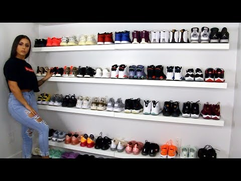 ENTIRE SNEAKER COLLECTION 2019 | MY STORY