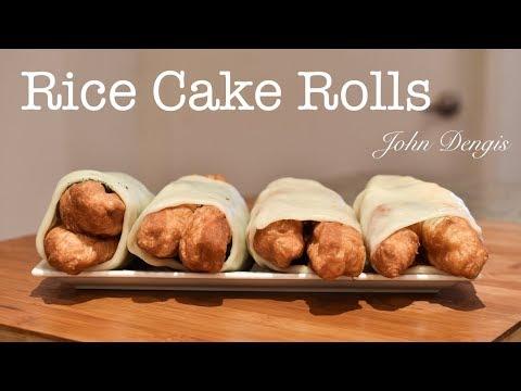 Rice Cake Rolls | John Dengis