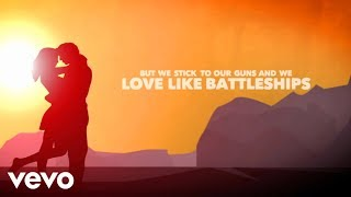 Repeat youtube video Daughtry - Battleships (Lyric Video)