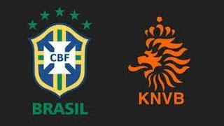Amistoso 1989: Holanda x Brasil (Friendly Match 1989: Netherlands  vs   Brazil)