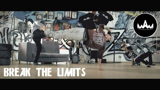 Break the Limits with Hooliganz crew #AWW