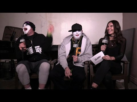 Interview with Twiztid