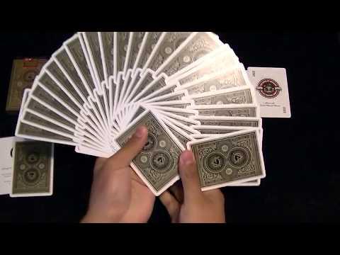 Black Artisan Deck Theory 11 Review