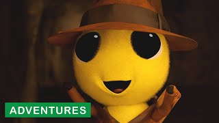 Benny Goes on a Treasure Hunt (Part 2) | Benny the Bee