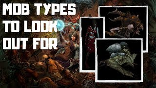 Mob Types To Look Out For - Diablo 3