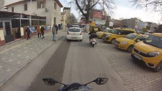 Bursa Orhangazi sehir içi turu
