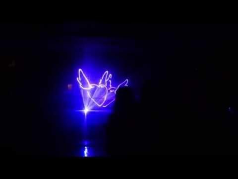 Лазерное шоу мирового уровня от профессионалов - Dream Laser