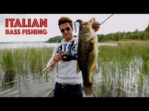 Italian Bass Fishing