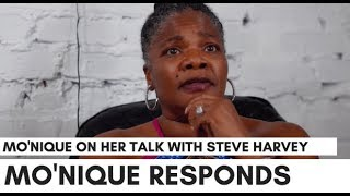 "Mo'Nique On Steve Harvey Losing His Show: ""..No Integrity & Now..No Bag?"""