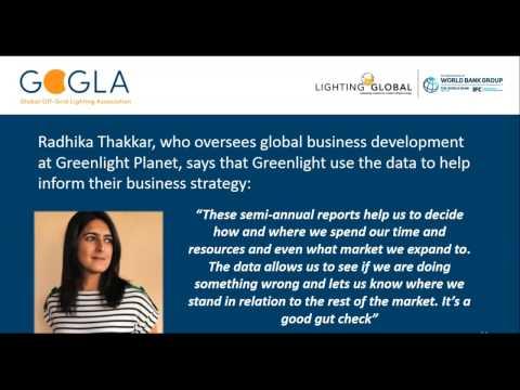 Introducing the GOGLA/Lighting Global Sales Data Collection Process & New Online Platform