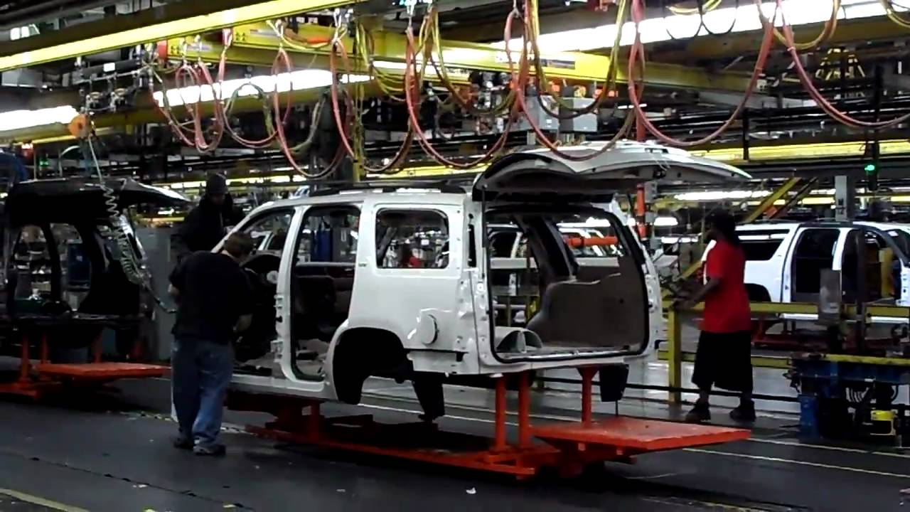 gm arlington assembly plant tour youtube. Cars Review. Best American Auto & Cars Review