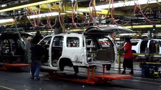 GM Arlington Assembly Plant Tour