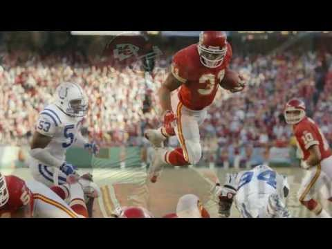 Priest Holmes is Superman
