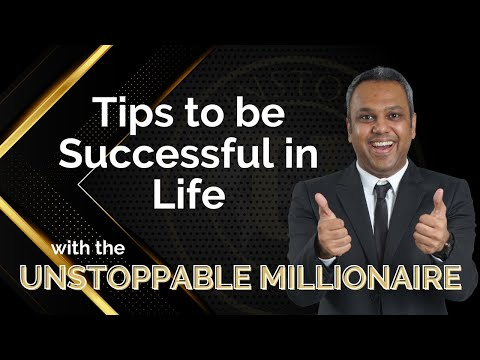The Unstoppable Millionaire in Kuala Lumpur, Malaysia Sep17