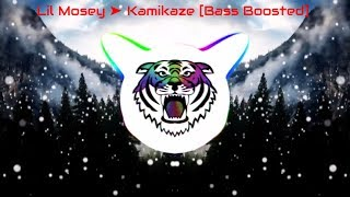Lil Mosey Kamikaze [Bass Boosted]