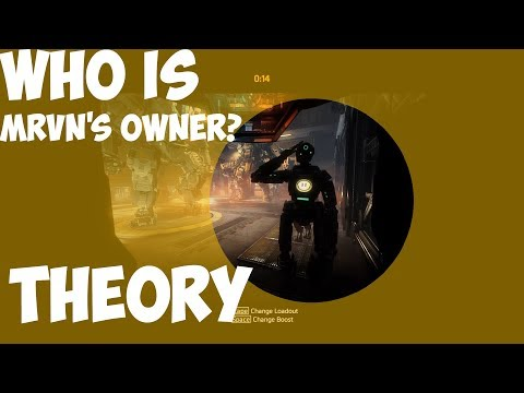 Titanfall 2   MRVN's Owner Theory