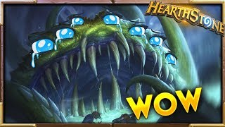That's One Sad Yogg | Best Moments & Fails Ep. 34 | Hearthstone