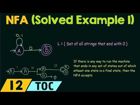 NFA Examples (Part 1)