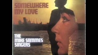 Watch Mike Sammes Singers Somewhere My Love video