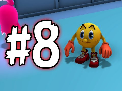 Pac-Man And The Ghostly Adventures - Part 8 - Giant Boss Fight (Let's Play)