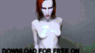 marilyn manson - Rock Is Dead - Mechanical Animals