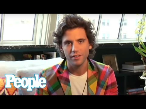 Mika Takes It Off | People