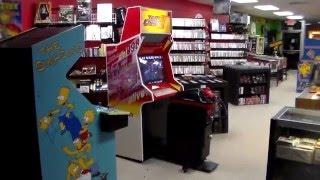 Time Crisis II Arcade Game!  Namco