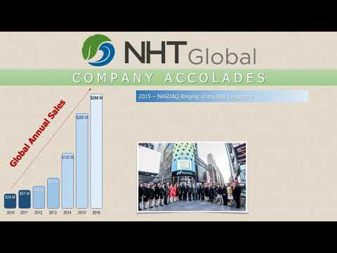 Learn Why NHT GLOBAL   #1 Ranked Publically Traded Company in the World