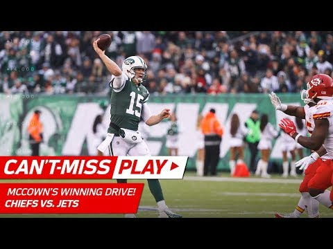 Josh McCown\'s Game-Winning TD Drive & Crazy 2-Pt Attempt! | Can\'t-Miss Play | NFL Wk 13 Highlights