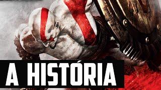 Sessão Spoiler - A História de God of War: Ghost of Sparta