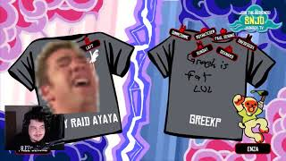 VIEWERS CHOOSE AND MAKE A TSHIRT DESIGN FOR ME TO SELL