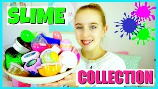 One of Millie and Chloe's most viewed videos: Slime Collection  - Store Bought Slime & Putty Collection and Review! - Millie and Chloe DIY
