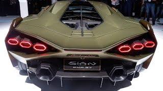 Perchè l'ibrido con Supercapacitor è una figata | Maurizio Reggiani su Lamborghini Siàn