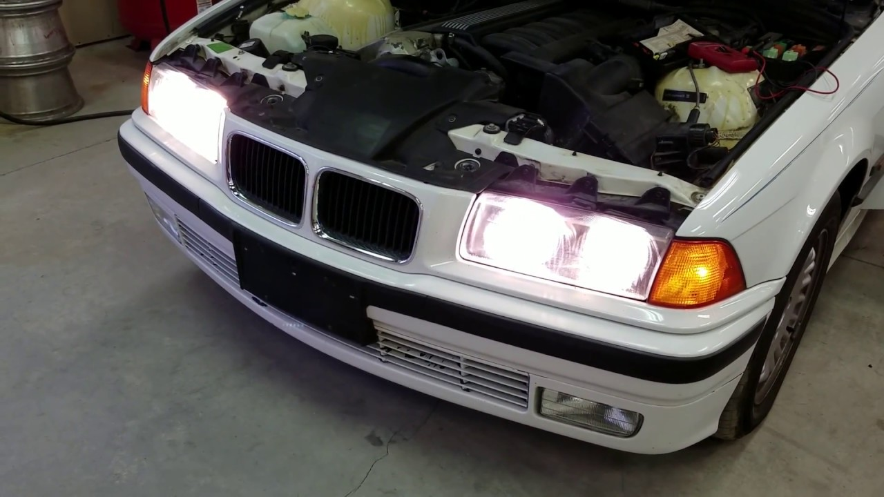 bmw 325i headlight fuse problem [ 1280 x 720 Pixel ]