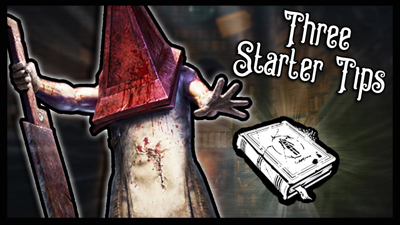 Dead by Daylight - 3 Tips to Start Out with Pyramid Head