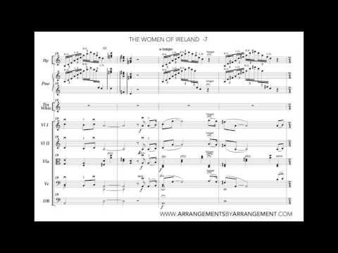 String Orchestra - Mna na hEireann The Women of Ireland