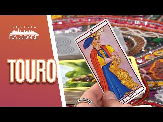Previsão de Touro 21/04 a 20/05 - Revista da Cidade (11/03/19)