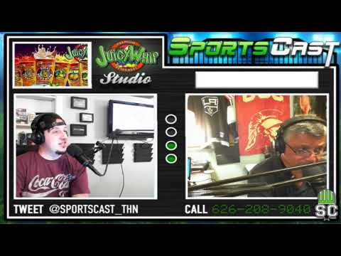SPORTSCAST: EP 326 (PART 3) - SHOT OF THE WEEK, YOU GOT KNOCKED THE FUCK OUT, NCAFF PICKS ATS