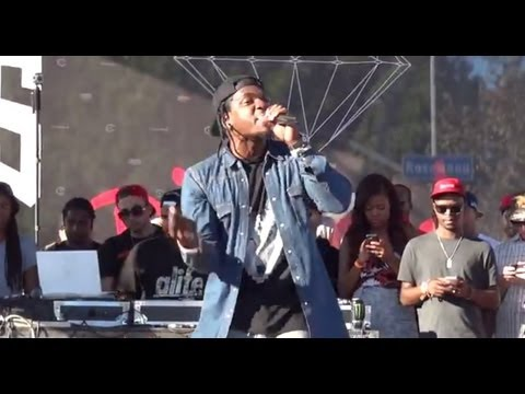 """Pusha T – """"Nosetalgia"""" Live At 1st Annual """"Welcome To The Block Party"""""""