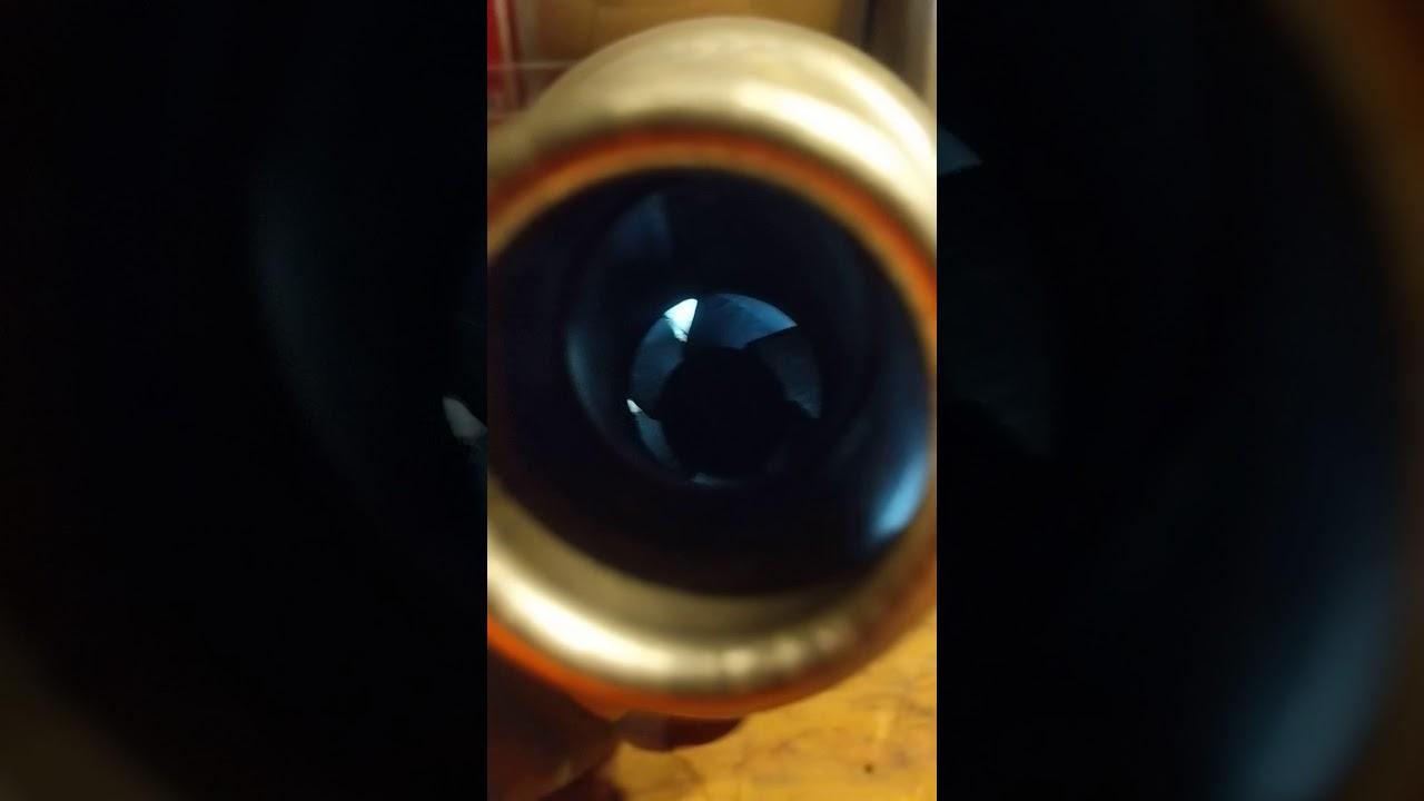 Inside a pro circuit 296 spark arrestor